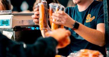 venta de comida callejera en México