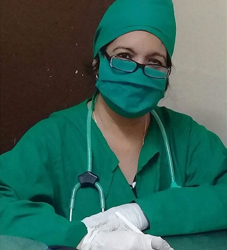 Dr Lisset Ley